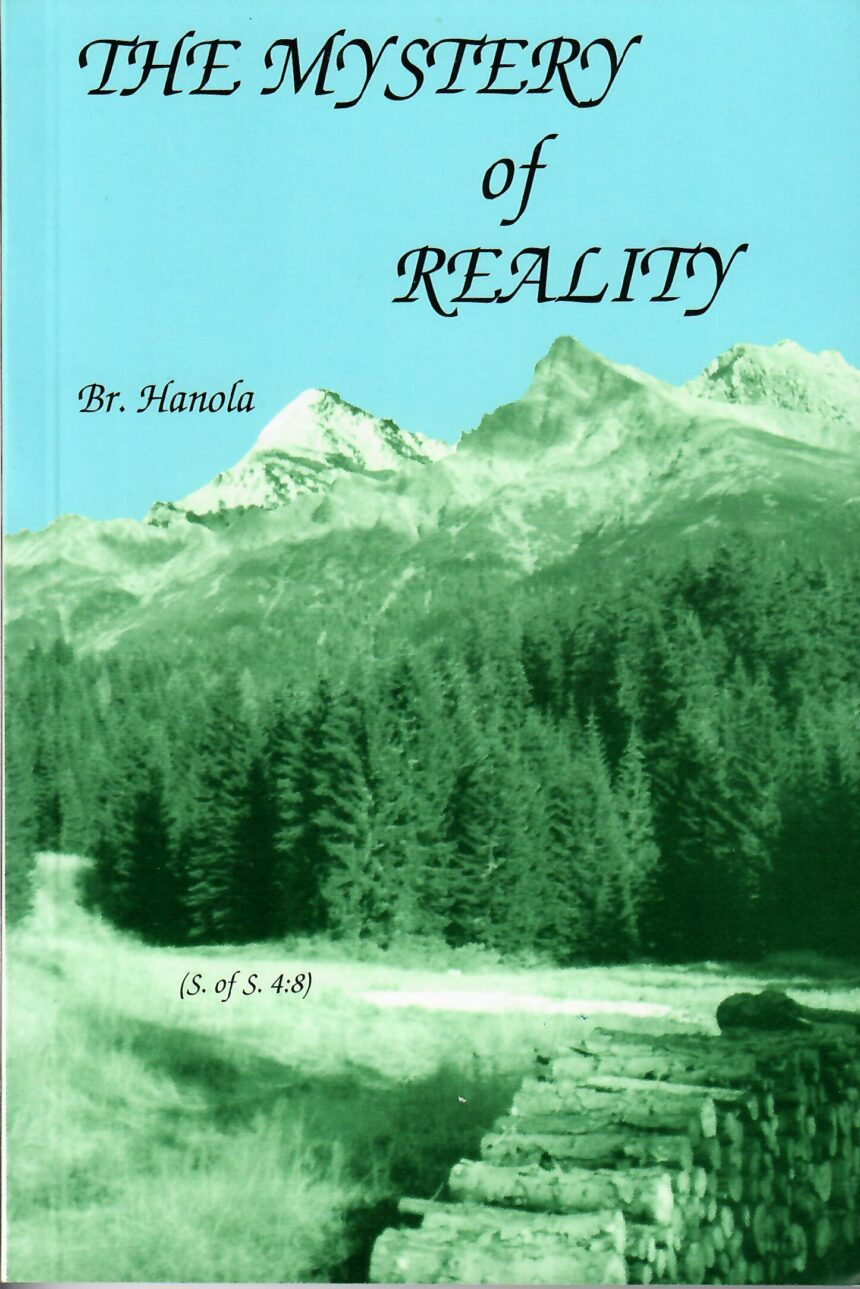 The Mystery of Reality
